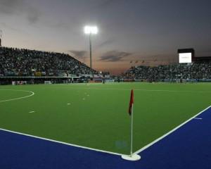 Argentina Hockey Field