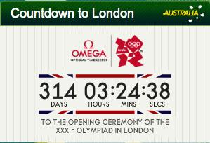 London Countdown
