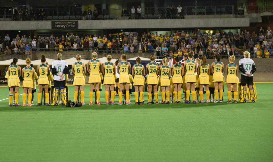 2015 Hockeyroos – Getting to know the newbies