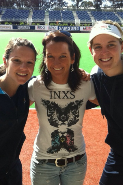 Tour Update: Melbourne Camp - Hanging with Layne Beachley