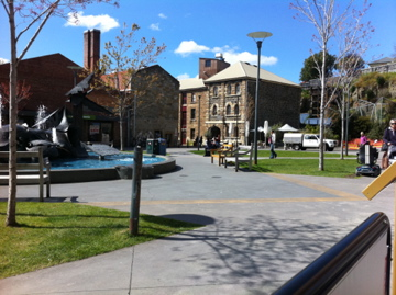 Tour update - Olympic Qualifier Hobart