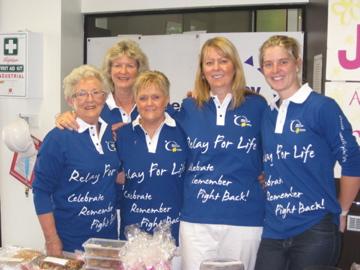 Relay for Life - Team Jess. Cake Stall Fundraiser