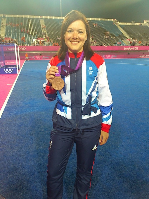 A chat with Beth Storry - London 2012
