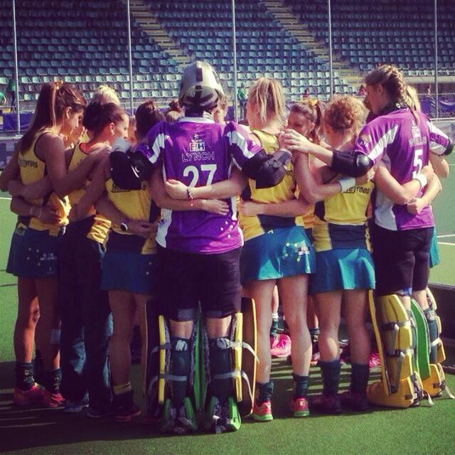 Getting to know the Hockeyroos