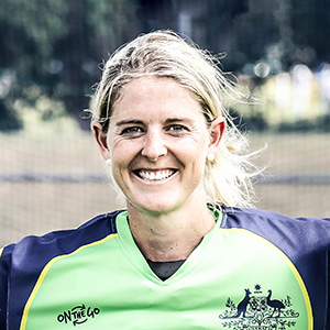 Rachael Lynch hockey goalkeeper