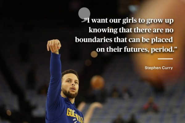 A letter for our girls: This is Personal - by Stephen Curry