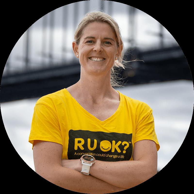 RUOK Mental Health ambassador