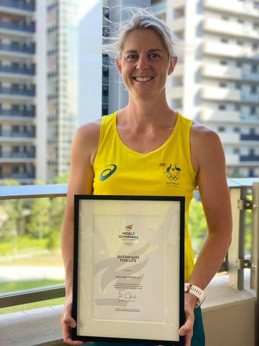 Rachael Lynch OLY Olympian