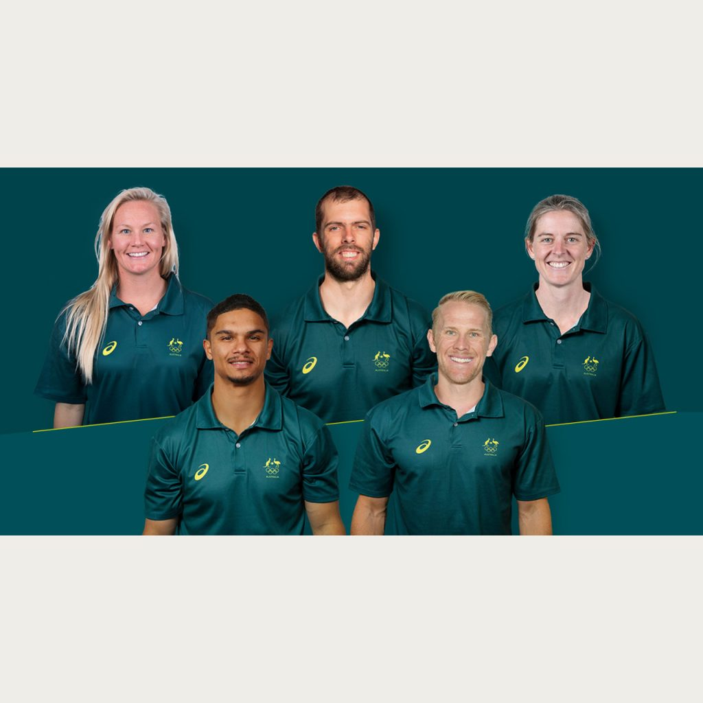 AOC Athletes' Commission Appointment